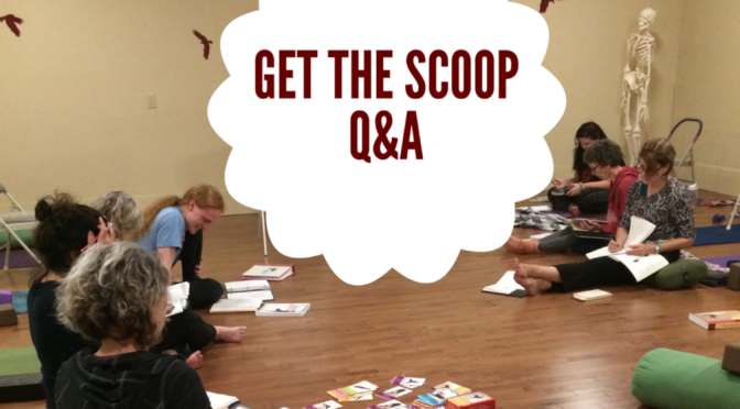 Get the Scoop YTT-300 Hour Q&A